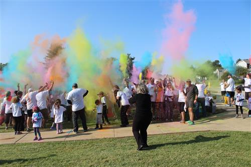 16th Annual Color-Run