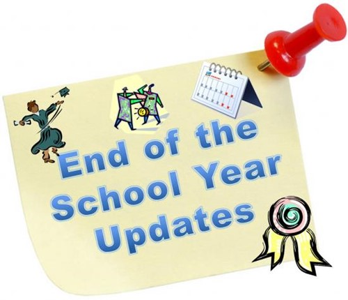 District 15 Update: Important End-of-Year Information