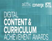 Nationally Recognized for Digital Content and Curriculum
